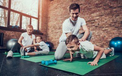 Educação Física na Creche e Pré-Escolar